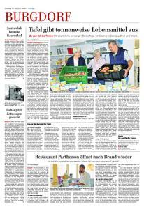 Anzeiger Burgdorf - 23. Juli 2019