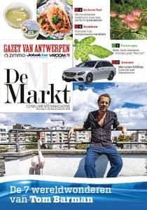 Gazet van Antwerpen De Markt – 17 augustus 2019
