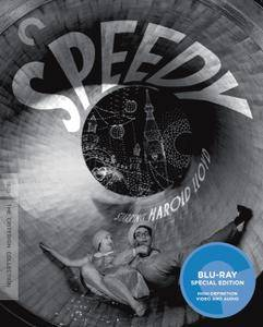 Speedy (1928) + Extras [The Criterion Collection]