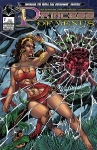 Edgar Rice Burroughs Carson of Venus - Princess of Venus (2019) (3 covers) (digital) (Son of Ultron-Empire