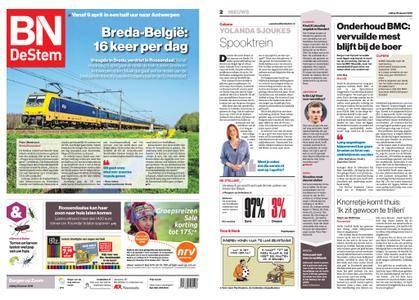 BN DeStem - Bergen op Zoom – 26 januari 2018