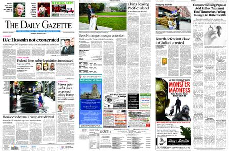 The Daily Gazette – October 17, 2019