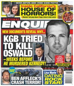 National Enquirer - February 05, 2018