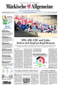 Neue Oranienburger Zeitung - 02. Januar 2019