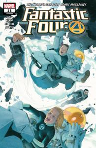 Fantastic Four 011 2019 Digital Zone