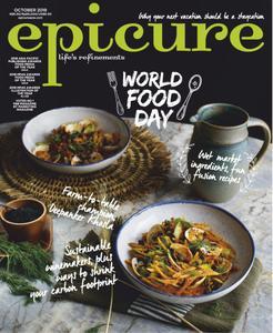 epicure Singapore - October 2019