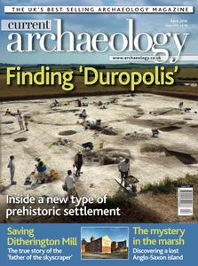 Current Archaeology - Issue 313
