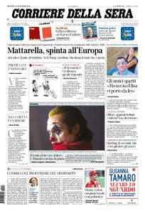 Corriere della Sera – 08 settembre 2019