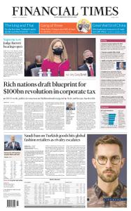 Financial Times Middle East - October 13, 2020