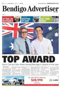 Bendigo Advertiser - January 24, 2019