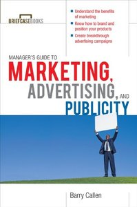 Managers Guide to Marketing, Advertising, and Publicity (repost)