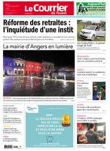 Le Courrier de l'Ouest Angers – 17 décembre 2019