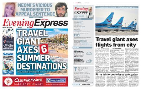 Evening Express – July 11, 2020