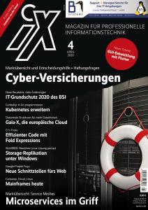 iX Magazin - April 2020