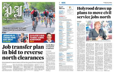 The Press and Journal Moray – August 23, 2021