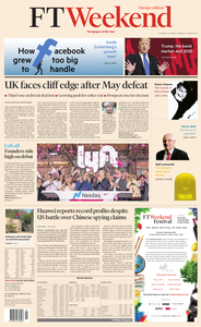 Financial Times Europe – 30 March 2019