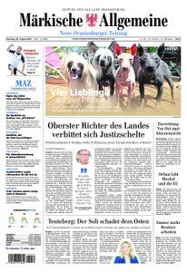 Neue Oranienburger Zeitung - 20. August 2019