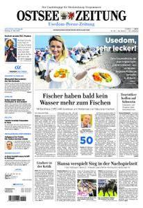 Ostsee Zeitung Wolgast - 14. Mai 2018