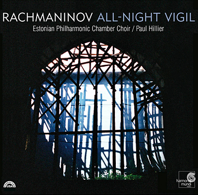 Paul Hillier, Estonian Philharmonic Chamber Choir - Rachmaninoff: All-Night Vigil (2005) [Official Digital Download 24/88]