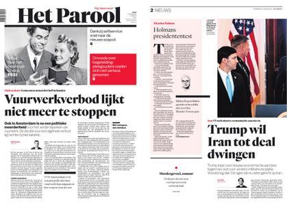 Het Parool – 09 januari 2020
