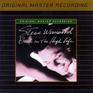 Steve Winwood - Back in the High Life (1986) [MFSL, 1994]