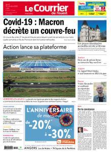 Le Courrier de l'Ouest Angers – 15 octobre 2020