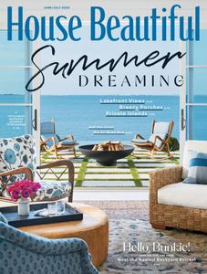 House Beautiful USA - June 2020
