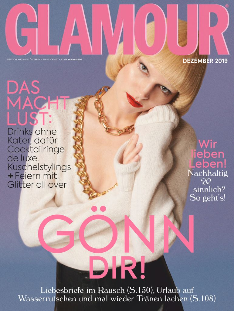 Glamour Germany - Dezember 2019