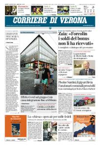 Corriere di Verona – 13 agosto 2020
