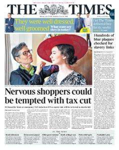 The Times - 15 June 2020