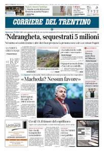 Corriere del Trentino – 17 ottobre 2020