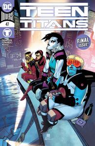 Teen Titans 047 2021 Digital Mephisto