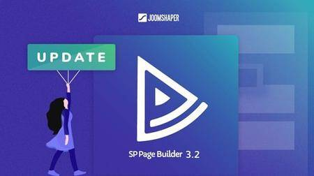 SP Page Builder v3.2.4 - Drag & Drop Joomla Page Builder - JoomShaper