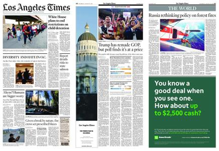 Los Angeles Times – August 22, 2019