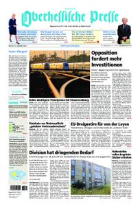 Oberhessische Presse Hinterland - 11. September 2019
