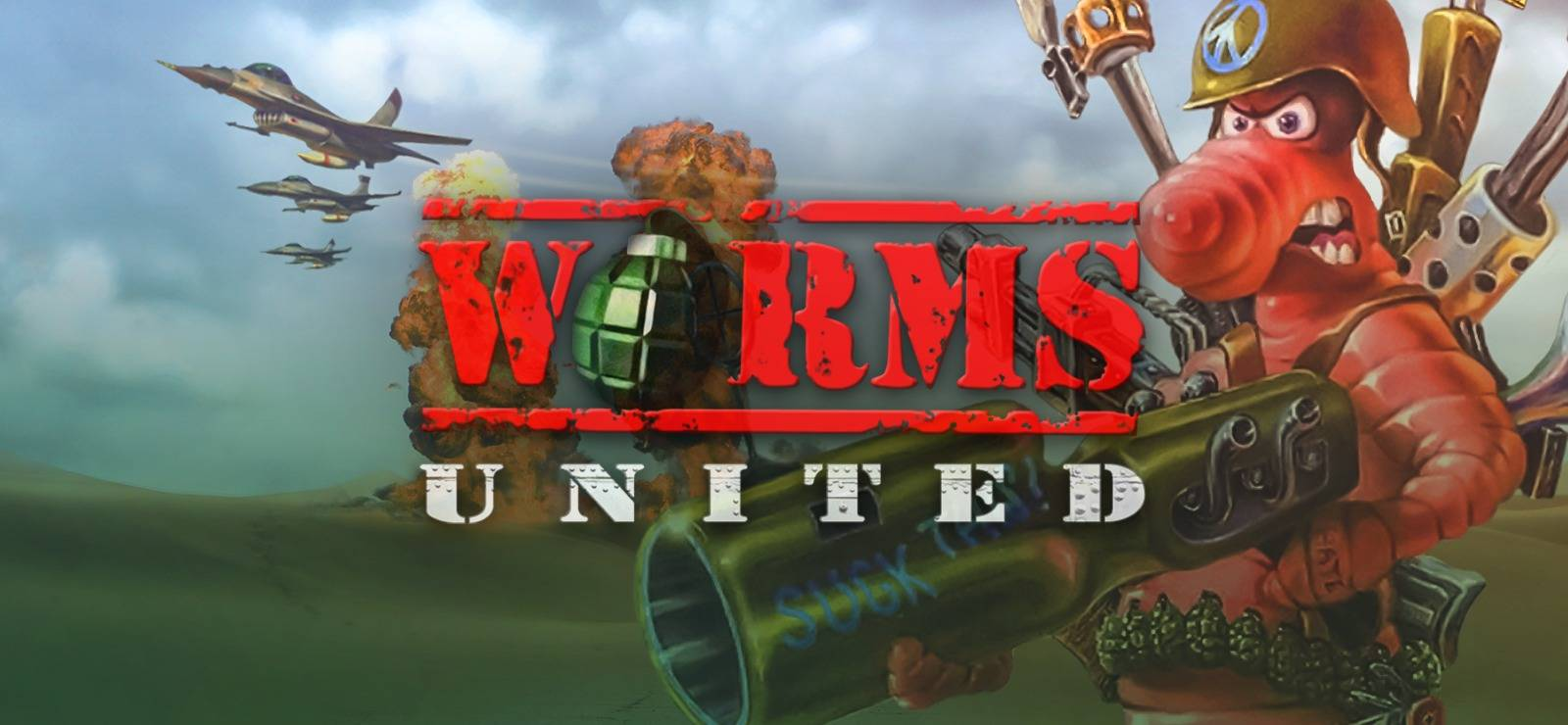 Worms United (1996)