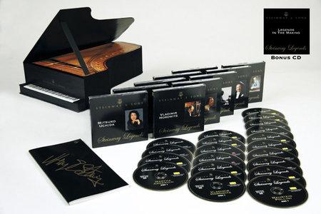 VA - Steinway Legends: Grand Edition Box Set 21 CDs (2006) Re-up