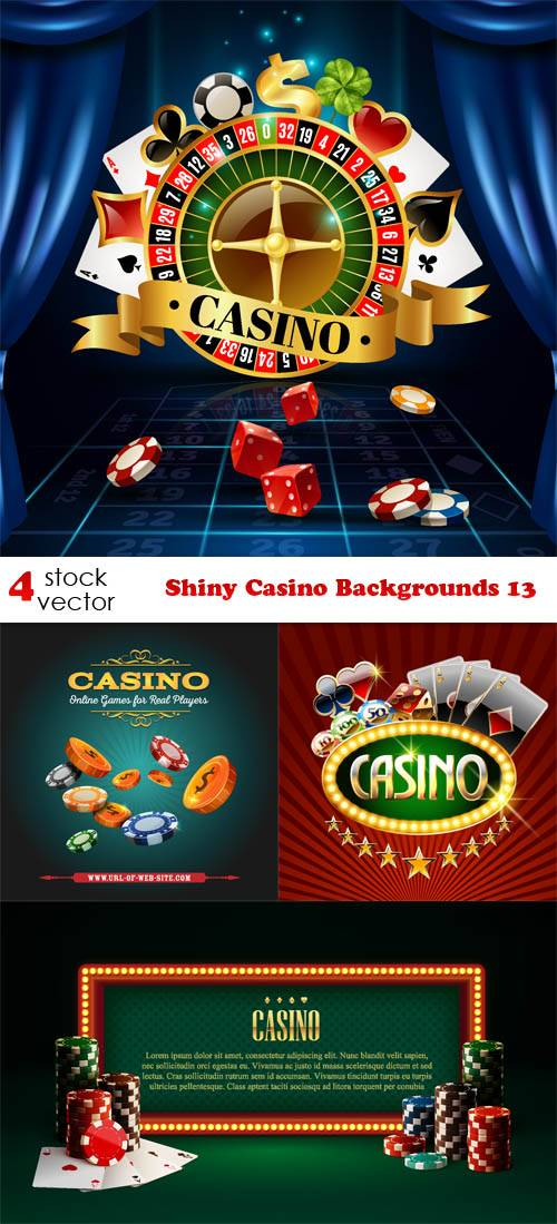 Vectors - Shiny Casino Backgrounds 13