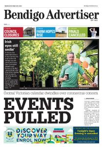 Bendigo Advertiser - March 18, 2020