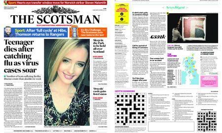 The Scotsman – January 12, 2018