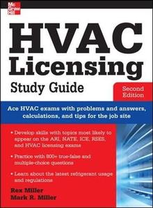 HVAC Licensing Study Guide, 2nd Edition