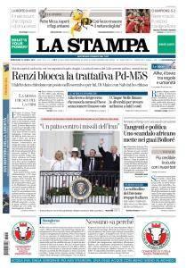 La Stampa Torino Provincia e Canavese - 25 Aprile 2018