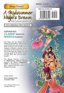 Manga Classics-Manga Classics A Midsummer Night s Dream 2021 Hybrid Comic eBook