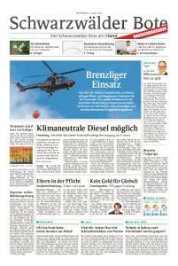 Schwarzwälder Bote Blumberg - 03. Juli 2019