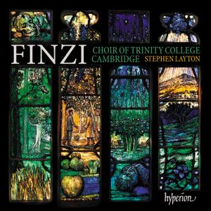 Trinity College Choir Cambridge & Stephen Layton - Finzi: Choral works (2019) [Official Digital Download 24/96]