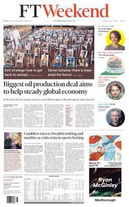 Financial Times UK - April 11, 2020