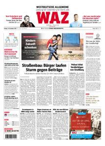 WAZ Westdeutsche Allgemeine Zeitung Oberhausen-Sterkrade - 14. Dezember 2018