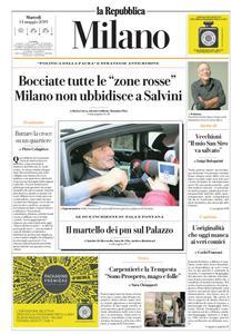 la Repubblica Milano – 14 maggio 2019
