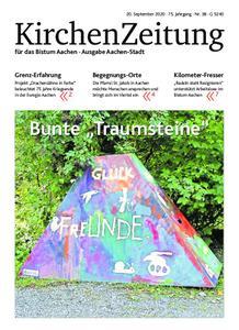 KirchenZeitung für das Bistum Aachen – 20. September 2020
