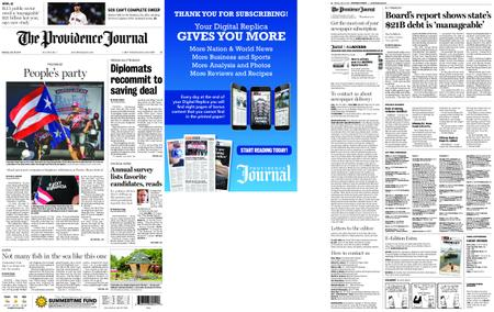 The Providence Journal – July 29, 2019